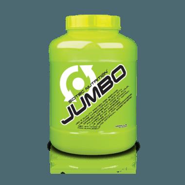 Jumbo pour la musculation à domicile