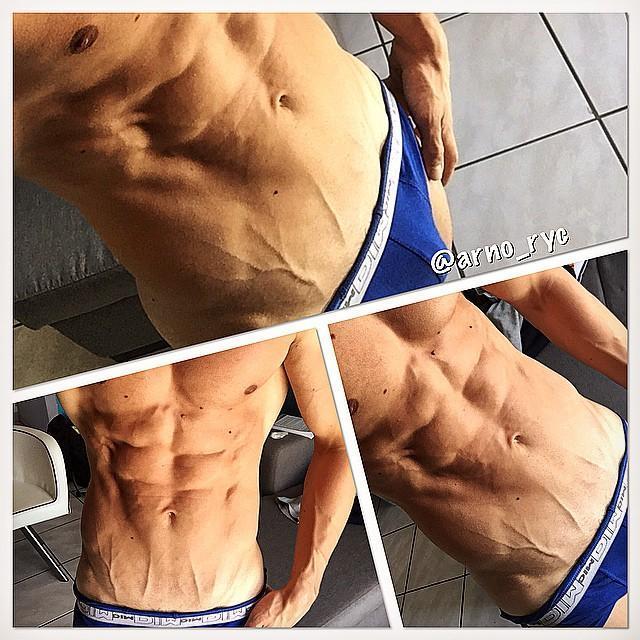 Arnaud Dubois abdominaux