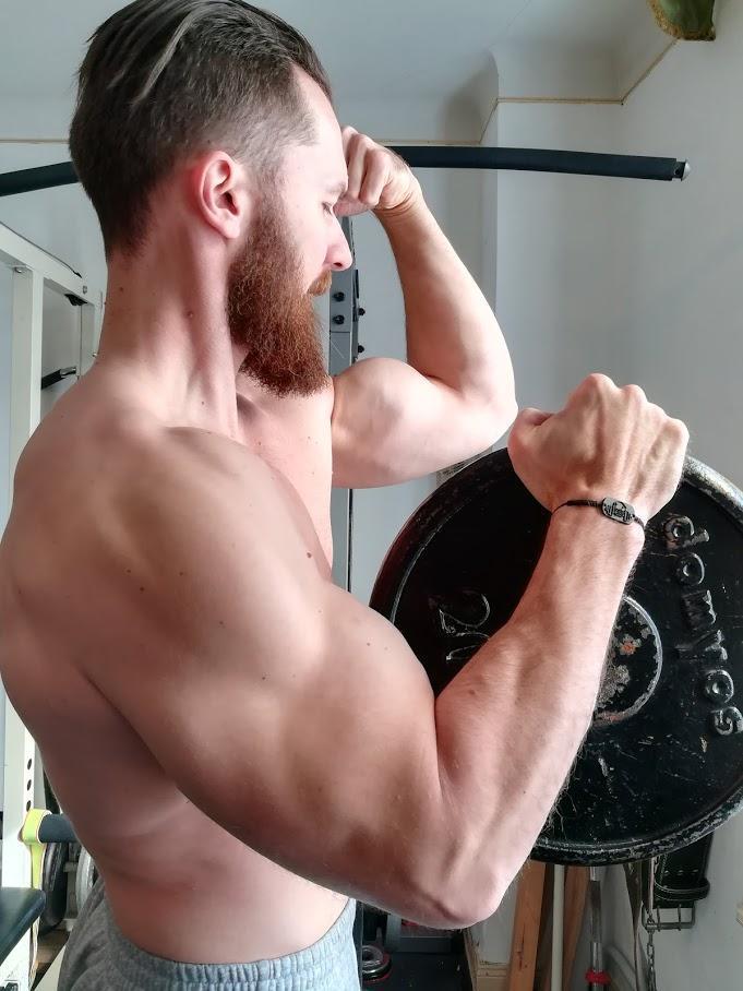 Programme de musculation des épaules