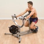 Machine pour muscler le dos quelle prise utiliser