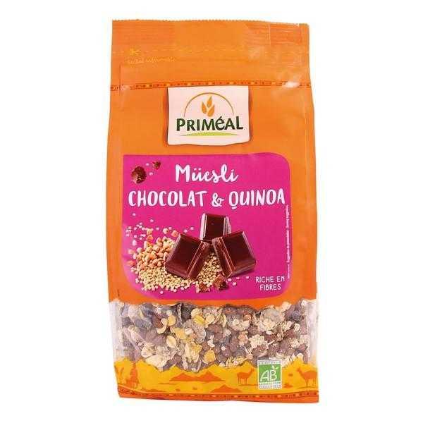 Céréales au quinoa