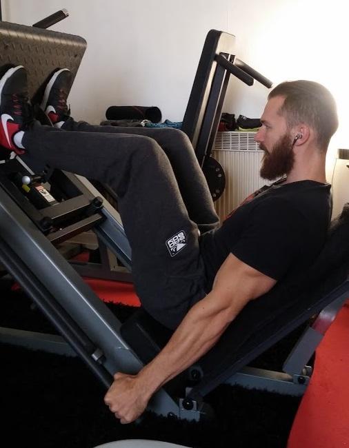 Programme de musculation des cuisses à domicile