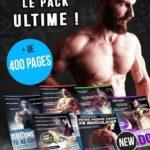 Tout savoir sur la Prise de masse - Entrainement - Nutrition - pack complet 6 ebooks