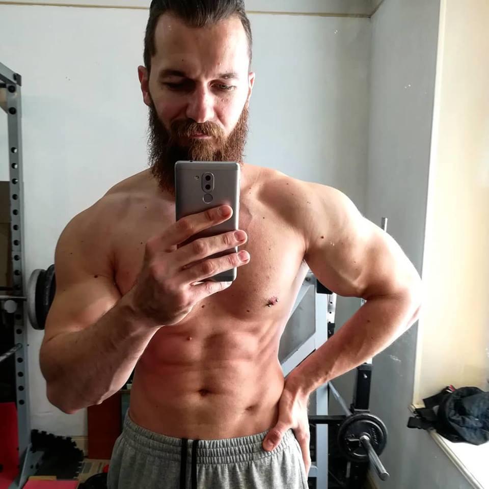 séance pectoraux biceps