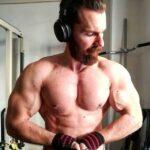 Casque audio pour la musculation