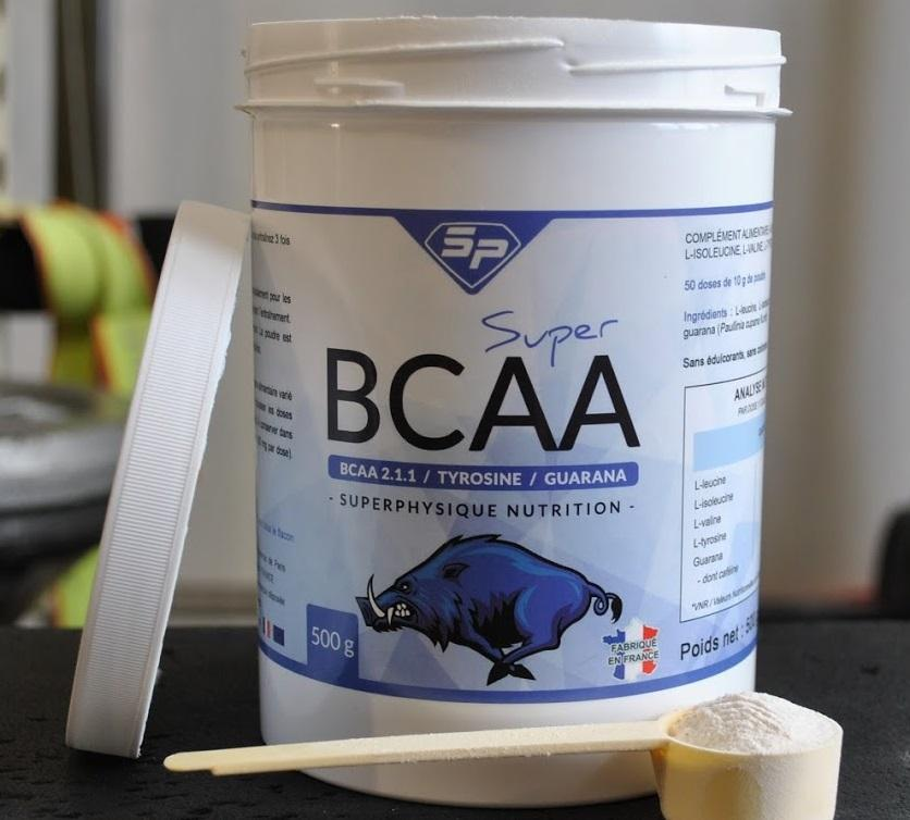 BCAA pour pro gamer