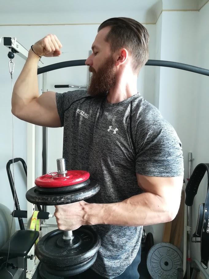 Protéines de poids bienfaits pour la musculation