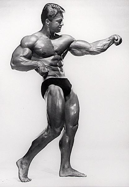 Larry scott dopage