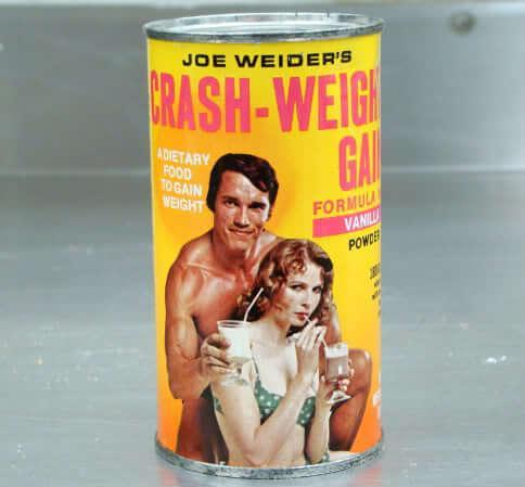 Joe weider supplement