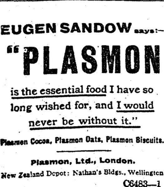 plasmon food bodybuilding
