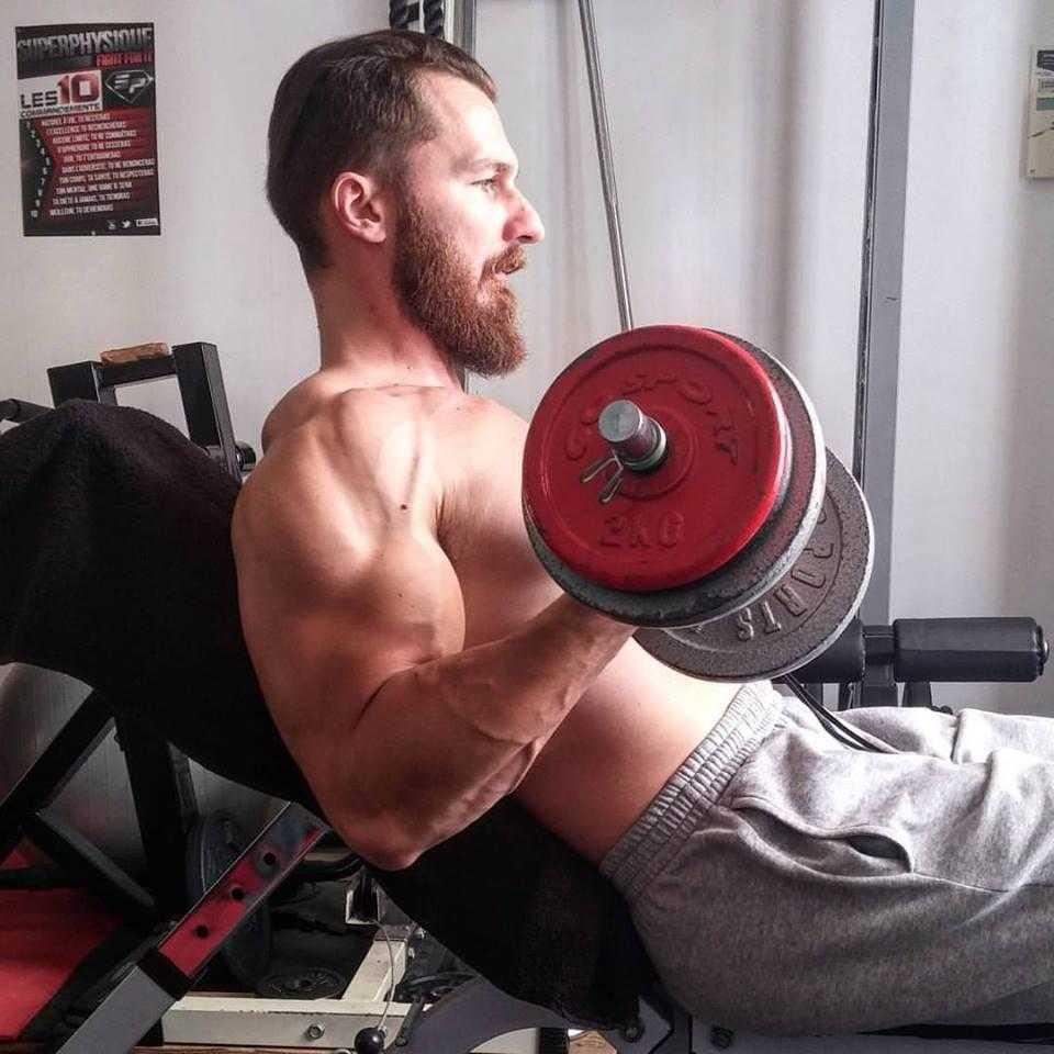 Programme de musculation homme et femme