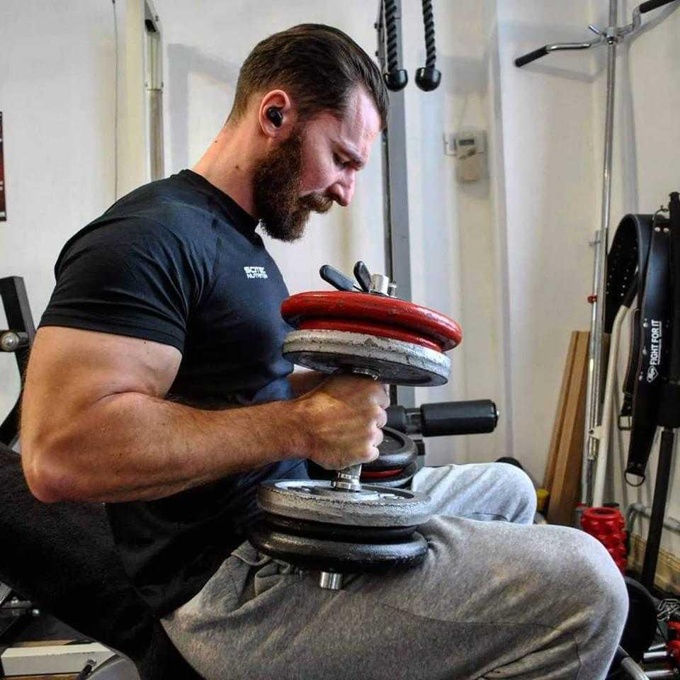 Programme de musculation en salle