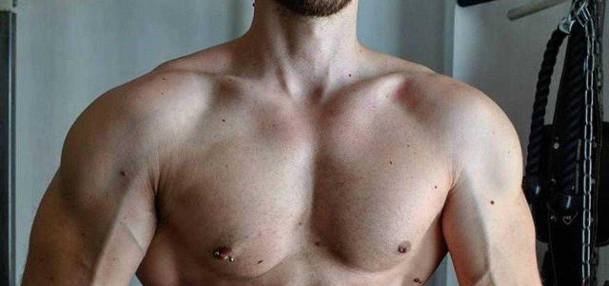 Avant-après en musculation