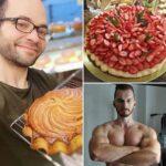 J'interviewe Joël ancien obèse Chef pâtissier et sportif