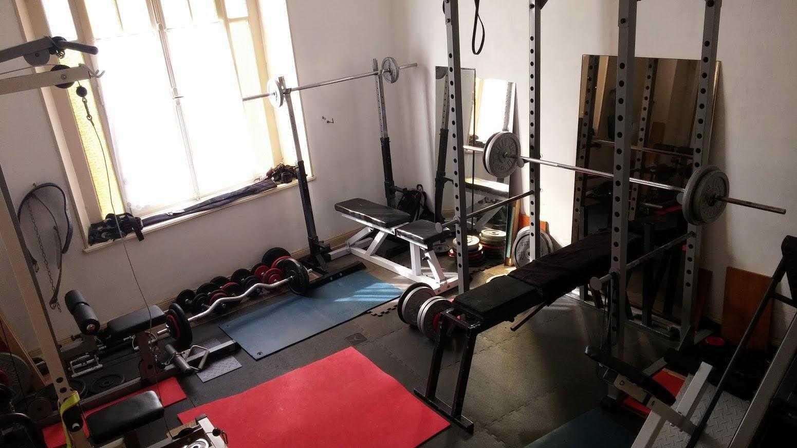 Créer son home gym pour se muscler à domicile – Matériel de